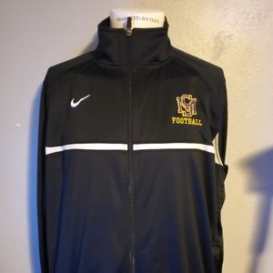 Nike Track Jacket SM football Large Excellent Cond